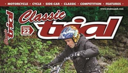 No 22 Classic Trial Magazine