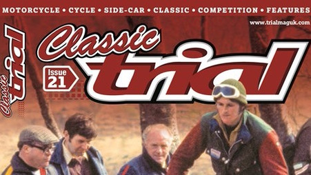 No 21 Classic Trial Magazine