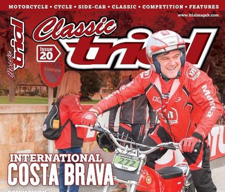 No 20 Classic Trial Magazine