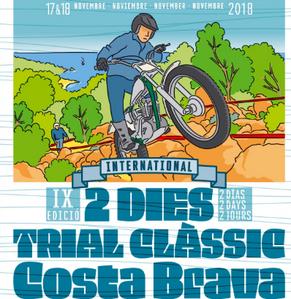 Costa Brava Trial November 2018