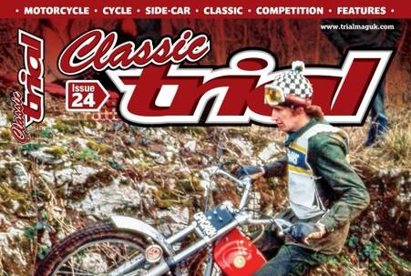 Classic Trial Magazine No 24