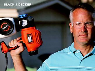 Black & Decker -- Be The Man
