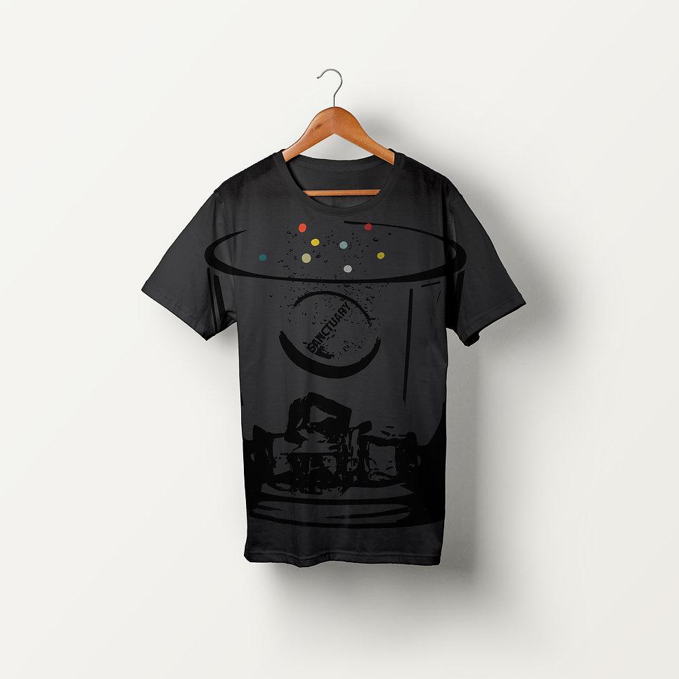 Ant Eye Madder : Plop Plop Fizz Fizz : T-Shirt