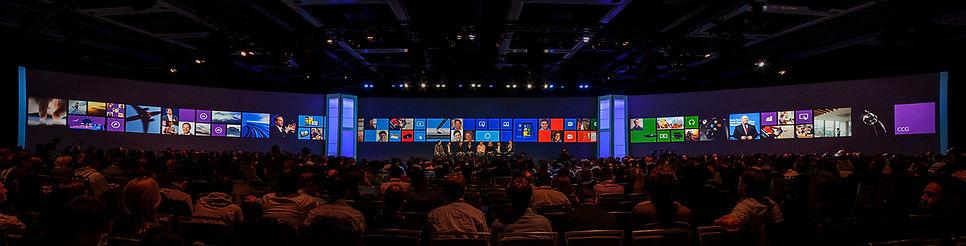 Animated Keynote Transition | Start FY15 | Microsoft