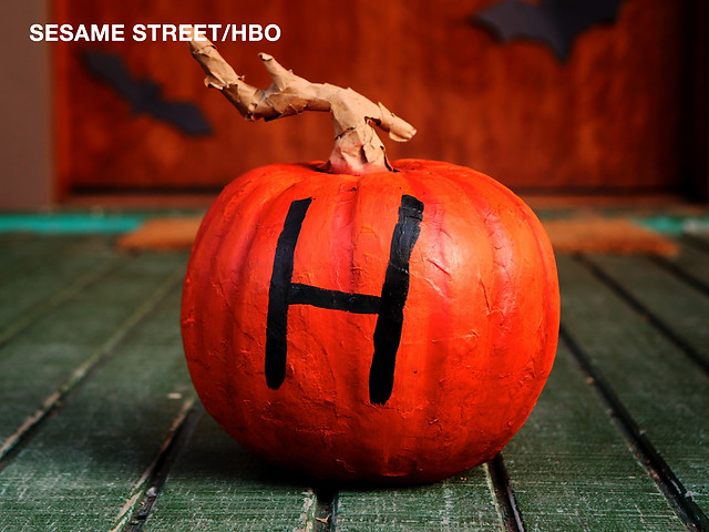 "Sesame Street/HBO ""H is for Halloween"""