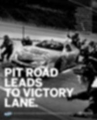 Toyota NASCAR win ad