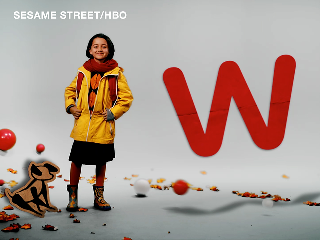 "Sesame Street/HBO ""W is for Weather"""