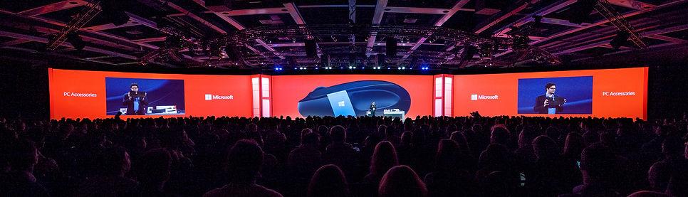 Animated Keynote Speaker Support | Start FY15 | Microsoft