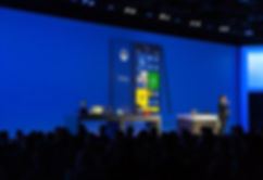 Animated Keynote Speaker Support | Start FY15 | Microsoft