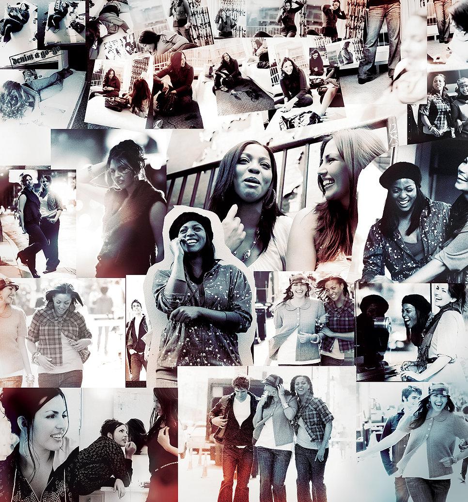 Denim Friends Poster for Look Book | Torrid, Inc.