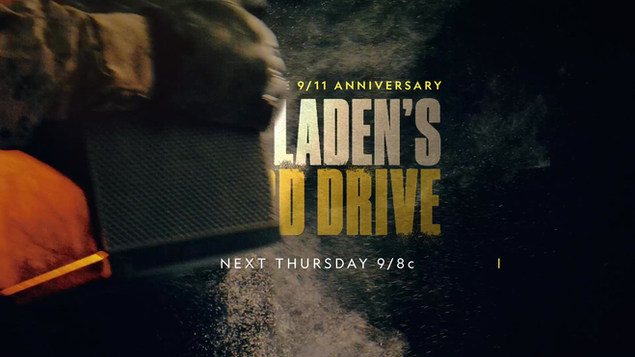 Nat Geo - Bin Laden's Hard Drive
