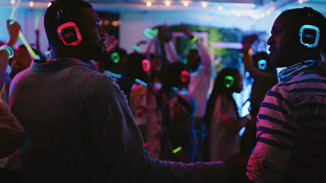 BET / Tostitos - Silent Disco