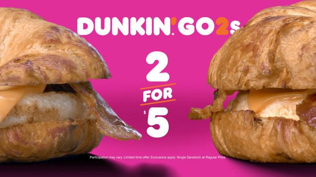 Dunkin Go 2