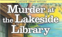 Murder at the Lakeside Library by Holly Danvers