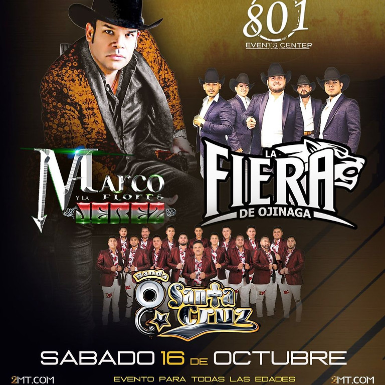 MARCO FLORES  - LA FIERA