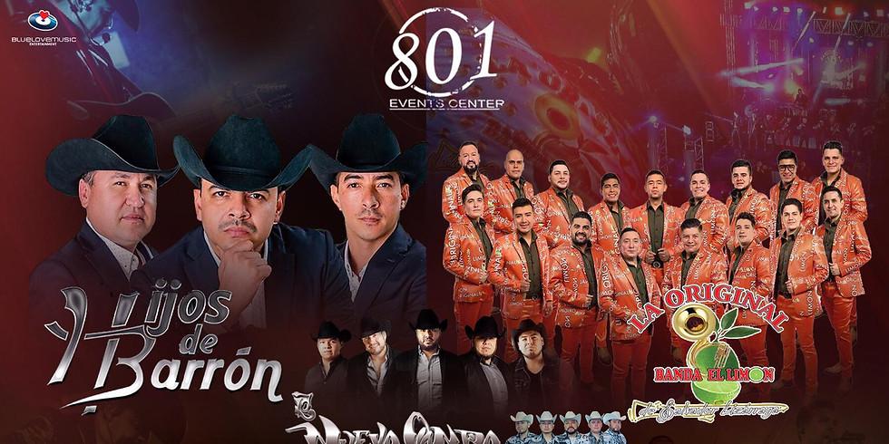 Hijos De Barron & La Original Banda Limon (1)