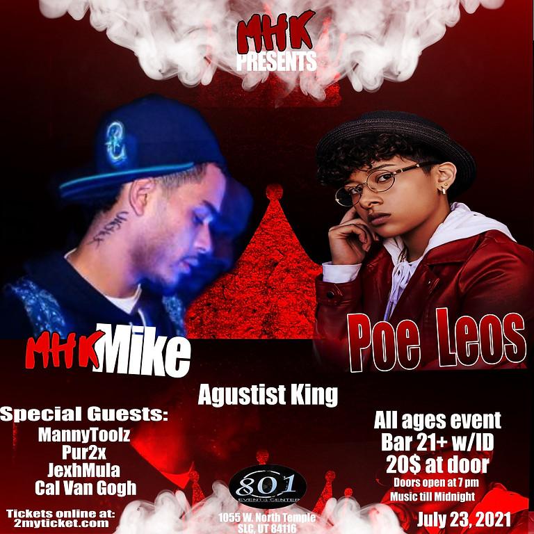 MHK MIKE & POE LEOS