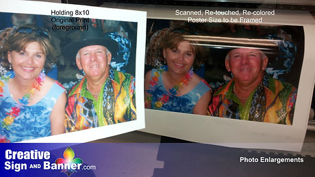 075 Photo Enlargements by Creative Sign