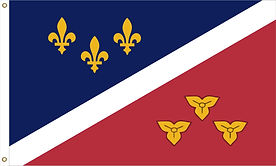 Metairie Flag by Creative Sign and Banne