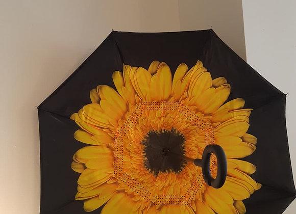 Umbrello - Standing Umbrella - Sunflower