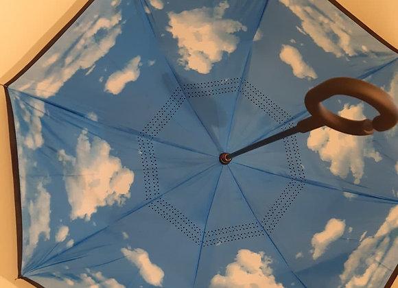 Umbrello - Standing Umbrella - Clouds