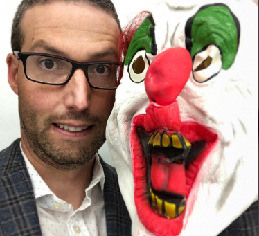 Why are CLOWNS so TERRIFYING?