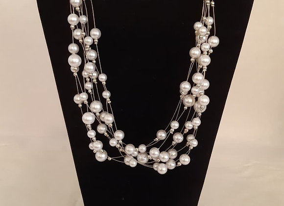Necklace Set - Pearls