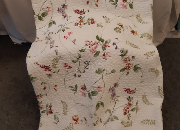 Cottage Garden King Quilt