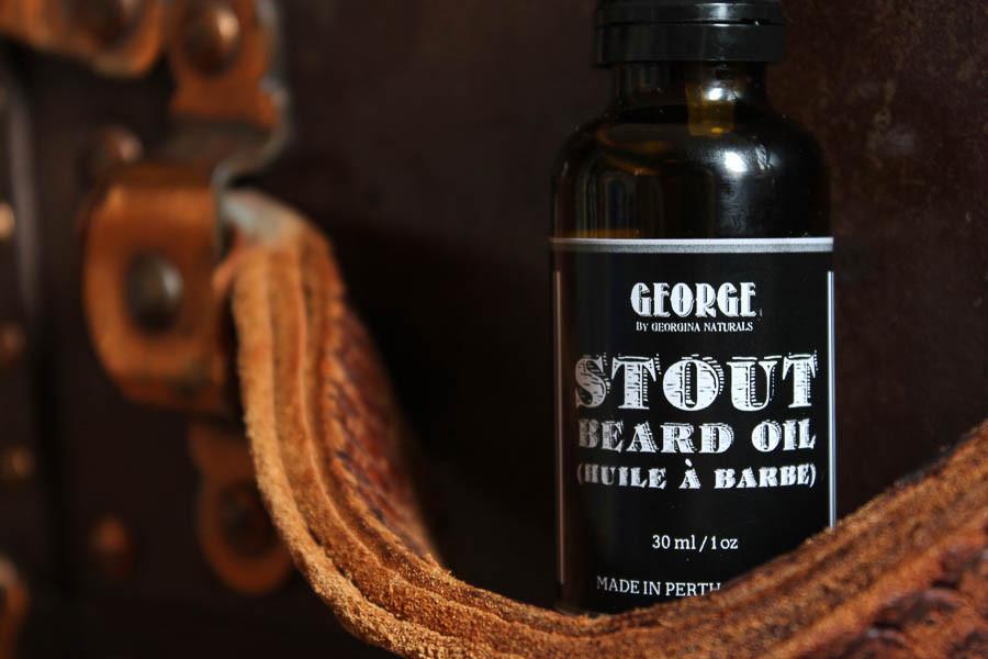 Georgina Naturals - Stout Beard Oil