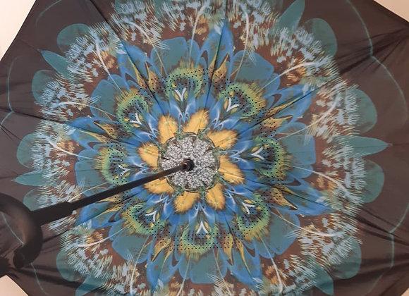 Umbrello - Standing Umbrella - Peacock