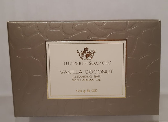 Luxurious Cleansing Bars with Argon Oil - Vanilla Coconut