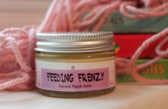 Georgina Naturals - Feeding Frenzy Nipple Balm
