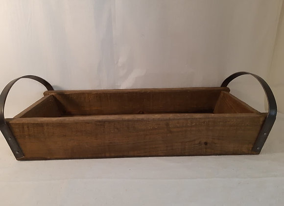 Large Wooden Tray - Made in Canada