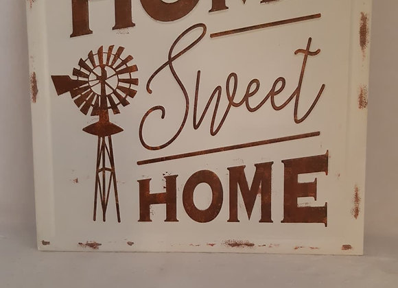 Metal Sign-Home Sweet Home