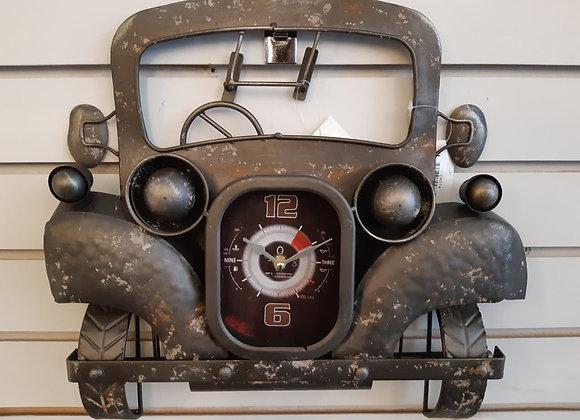 Vintage Truck Clock