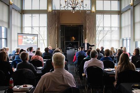 Keynote Speaking Leadership Development Ottawa Ontario Jeff Lucier