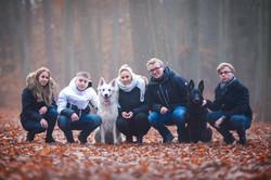 Katja familj