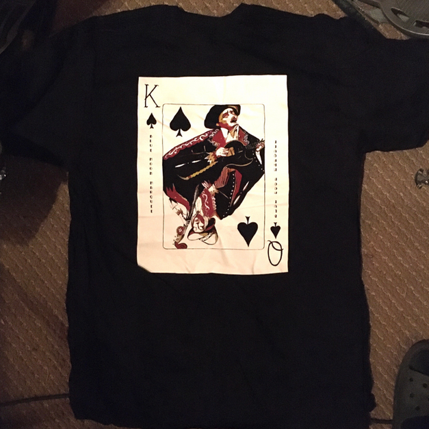 Playing Card Tee $25 CAD