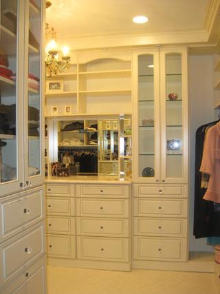 Cream Dressing Room