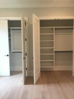 Dual Closets