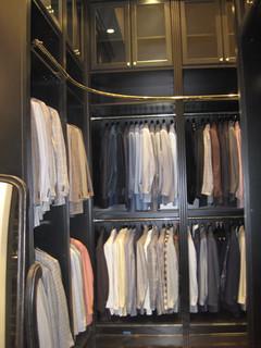 Black and White Closet
