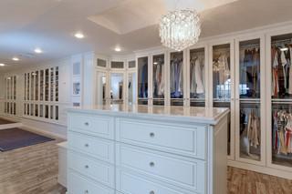 White Attic Dressing Room