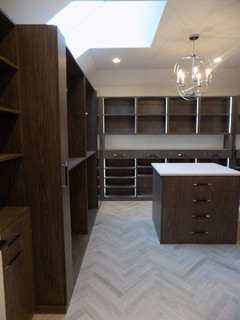 Textured Closet for Two
