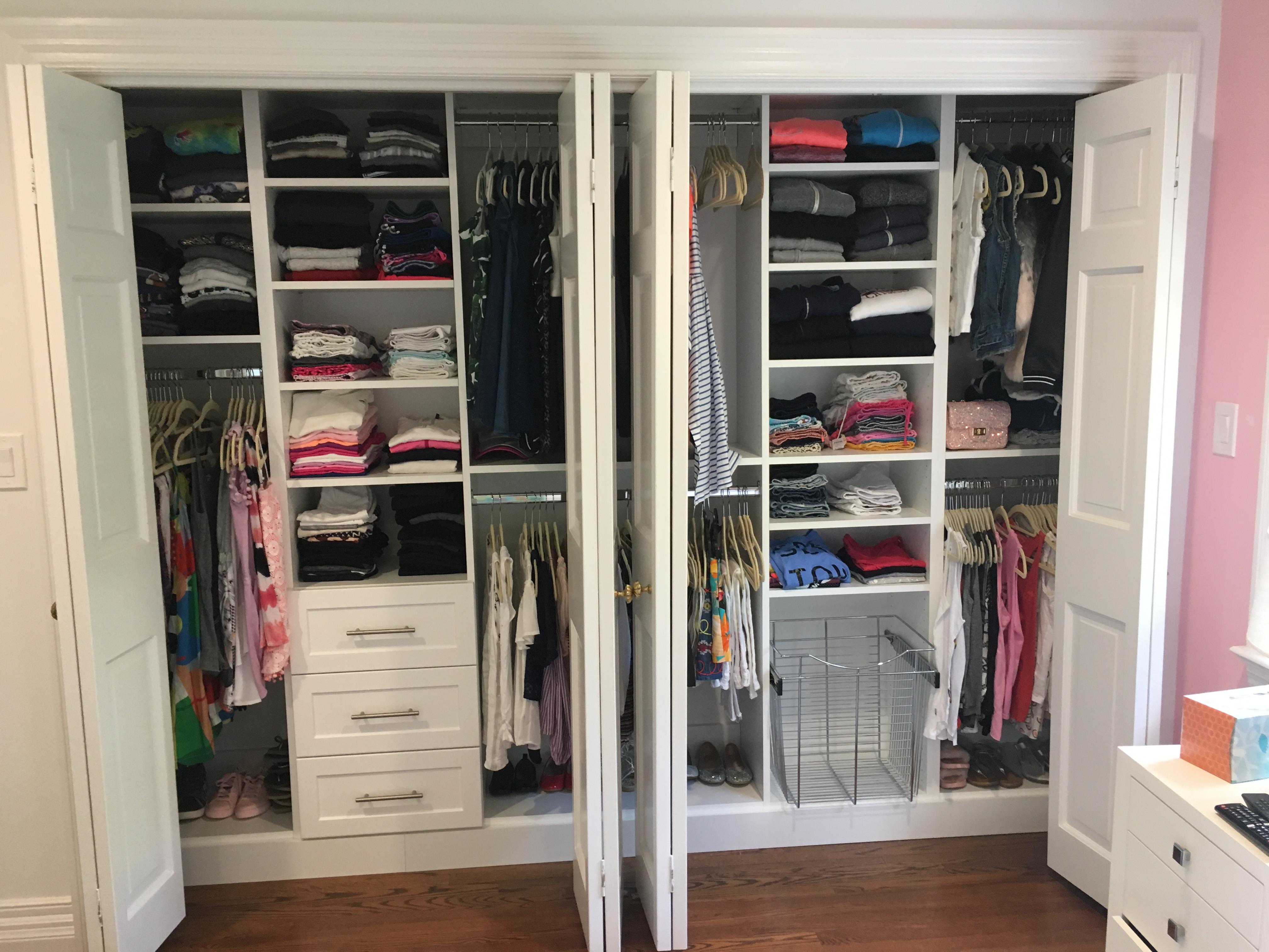 Teenager's Closet