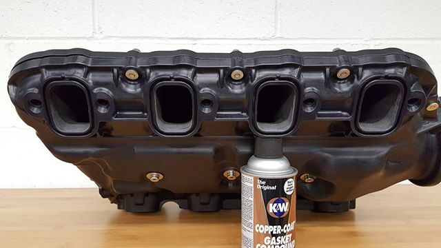 Ported LT1 MSD intake manifold for C7 Corvette! Dyno results from this intake swap coming soon!