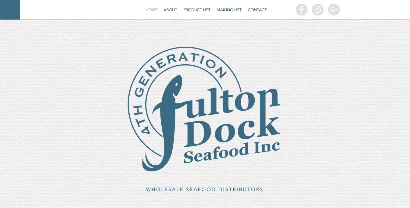 Fulton Dock Seafood