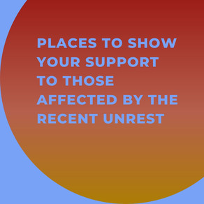 How you can show your support