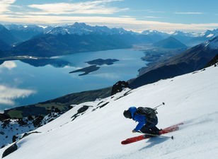 Spring Skiing in New Zealand
