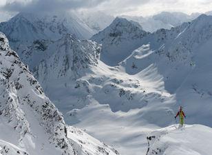 Ski Mountaineering the Lyngen Alps