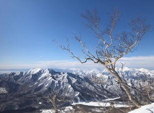 view from above Suginohara Myoko